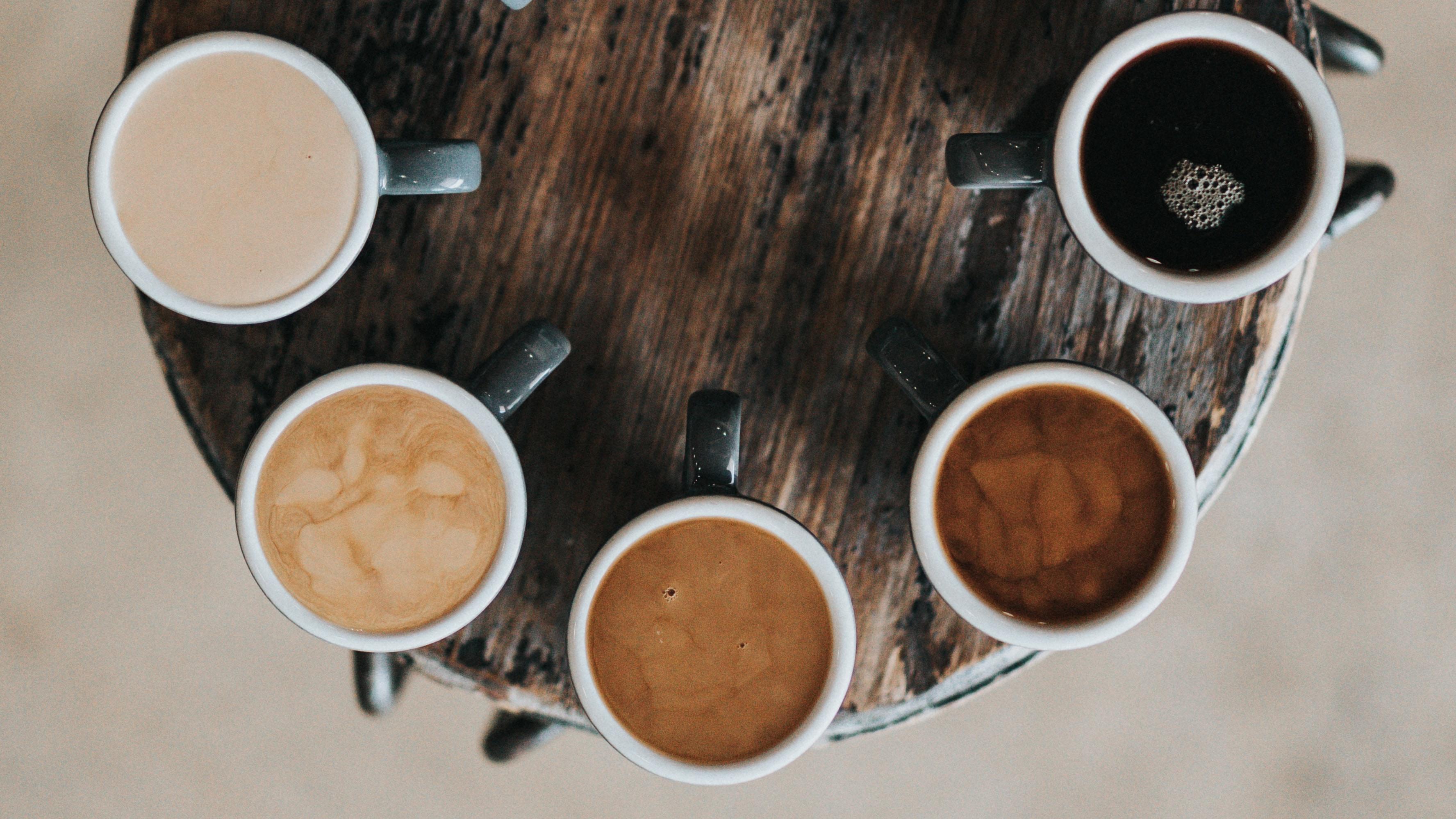 Tipos de café a consumir en máquinas vending
